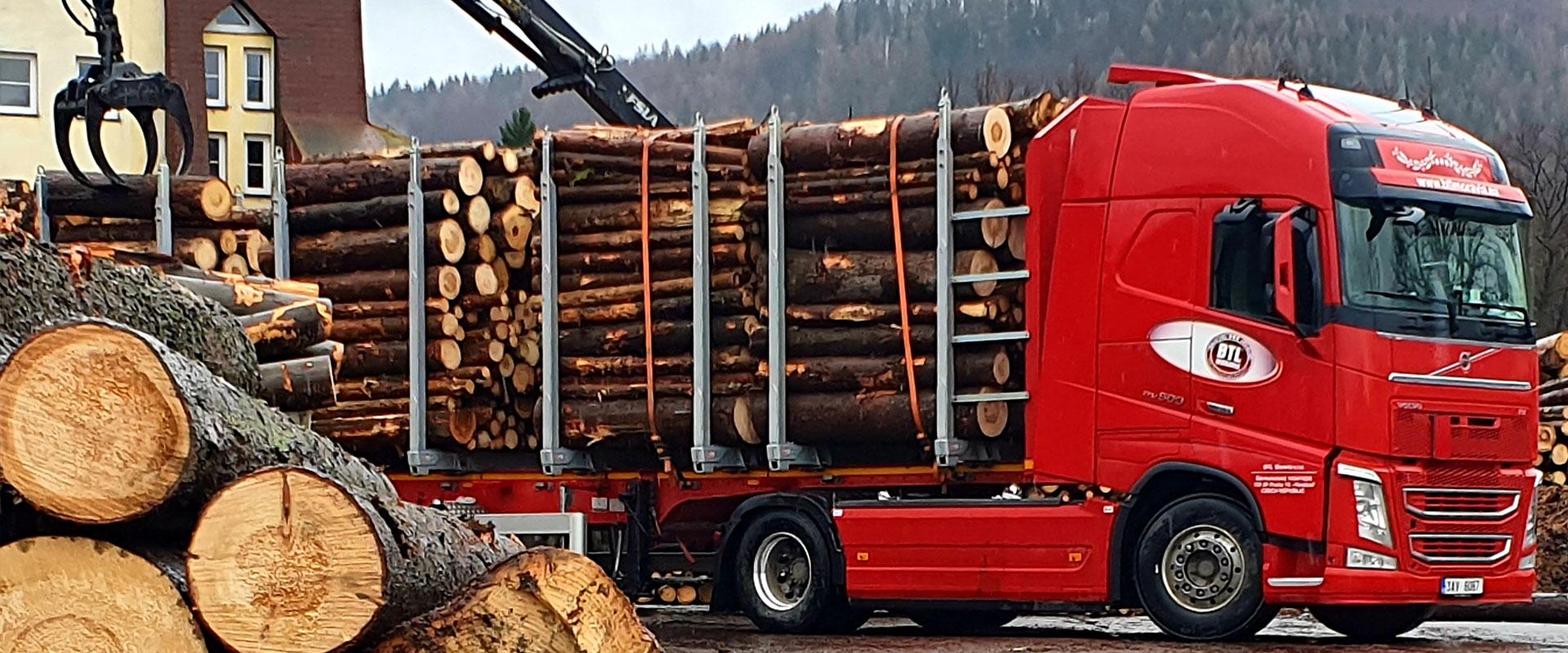 Timber transport